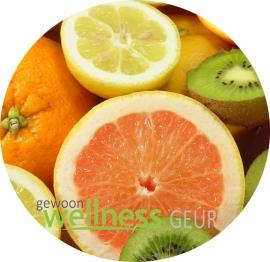Fresh & Citrus(C), verstuifolie 100% PUUR