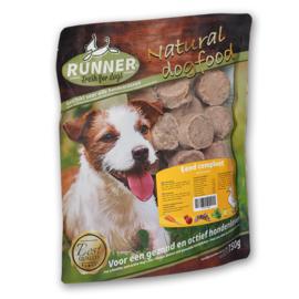 RUNNER | Eend (100%) Compleet | 750 gram (25 gram deelblokjes!)