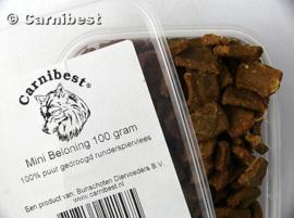 CARNIBEST | Rund mini beloning | 100 gram