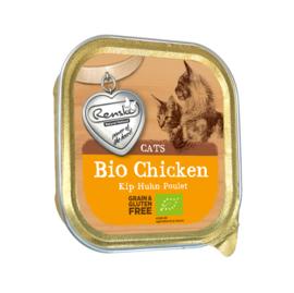 RENSKE BIOLOGISCH   Kip (met kalkoen) - kuipje   85 gram
