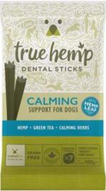 TRUE HEMP | Calming (met kip) - graanvrij | 7 sticks = 100 gram