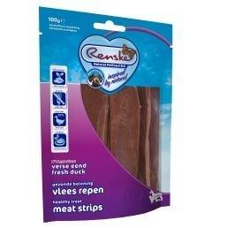 RENSKE GRAANVRIJ | Eend-strips | 100 gram