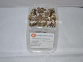 BANDIT   BIO - Lamspens gemalen   bakje 400 gram