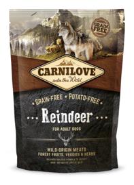 CARNILOVE DOG | Rendier (adult) | 12 KG