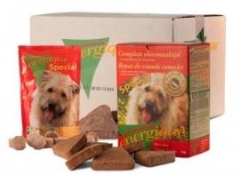 ENERGIQUE   Nr 1 Volwassen hond   750 gram (schijven 25 gram)