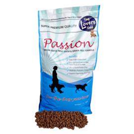 Dog Lovers Gold | PASSION – Ocean Fish & Sweet Potato (graanvrij!) | vanaf 13 KG