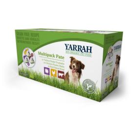 YARRAH | Multipack HOND - alu kuipjes | 6 x 150 gram