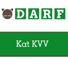 DARF | Kat KVV (classic) | 15 x +/- 95 gram (verwacht in de week van 14 oktober, wel te bestellen)