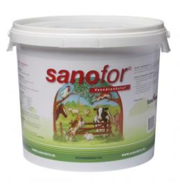 SANOFOR   Veendrenkstof   5 kg (emmer)