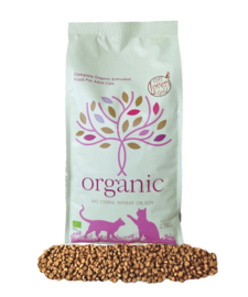 Cat Lovers Gold   Organic   2,5 KG (niet via POST NL) - NIEUW !