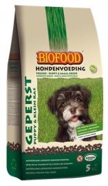 BIOFOOD | Geperst Puppy + Kleine Rassen (glutenvrij) | 5 KG