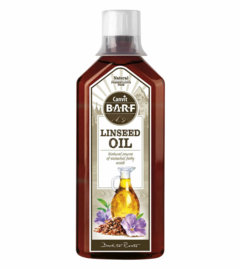 Canvit BARF | Lijnzaad olie | 500 ml