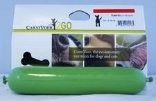 CarniVoer 2 GO | Rundmix | 2 x 400 gram