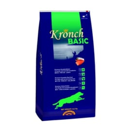 KRONCH   Basic  (volwassen hond)   13,5 kg