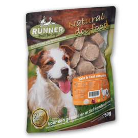 RUNNER | Skin & Coat Compleet | 750 gram (25 gram deelblokjes!)