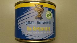 BANDIT KAT   Bio Kippenvlees   200 gram