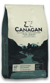 CANAGAN Graanvrij | Schotse Zalm | 12 kg