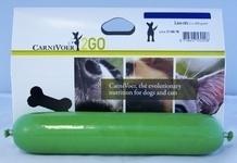 CarniVoer 2 GO | Paardmix | 2 x 400 gram