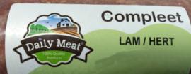 DAILY MEAT | Lam & Hert COMPLEET | 1000 gram