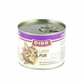 DIBO   Lam Puur met kattenkruid en pompoenpitolie    200 gram