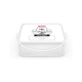 KIVO | Fresh Bucket (bewaardoos, leeg) | geschikt voor 2 x 500 gram KIVO + groenteworst