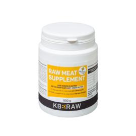KIEZEBRINK (KB RAW) | Meat supplement met CA | 500 gr