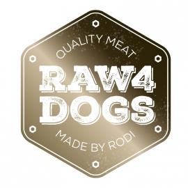 Raw4Dogs | Duck (100% Eend) |  450 gram