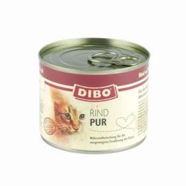 DIBO   Rund Puur met waterkers en zalmolie   200 gram