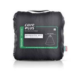 Care Plus Mosquito Net  Bell , 2 Persoons. Geimpregneerd (zwarte draagtas)
