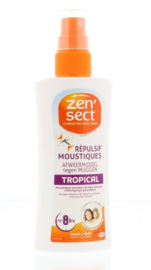 Zensect Skin Protect Tropical Spray 100 ml.
