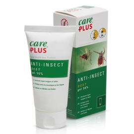 Care Plus Anti Insect DEET Gel 30% 80 ml.