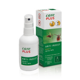 Care Plus DEET Spray 50 %  60 ml.