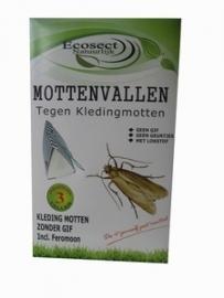 Ecosect Blackstripe Kleding Mottenval