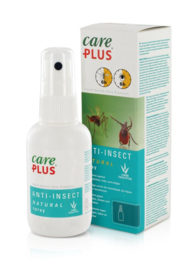Care Plus Anti Insect Natural Spray 60 ml.