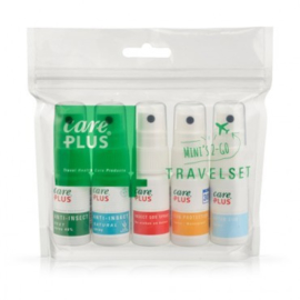 Care Plus Travelset Mini Spray 5 x 15 ml.