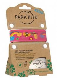 Parakito Kids Armband Honing Bij Navulbare band & 2 tabletten