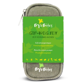 Byebites Gif Weg Set met tasje 11-Delig