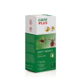 Care Plus Anti-Insect DEET 40% huid of kleding spray 200 ml