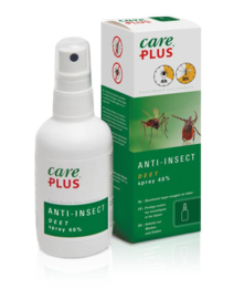 Care Plus Anti-Insect DEET 40% Spray 60 ml.