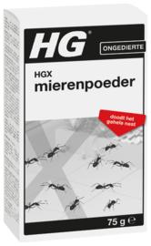 HG Mierenpoeder HGX 75 gram.