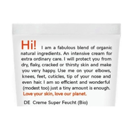 True Organic of Sweden All You Need is Me - Multi Creme 50 ml.