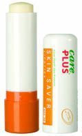 Care Plus Sun protection Skin saver lipstick F30