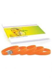 Mosquitno Anti Muggenbandjes  5-pack Oranje