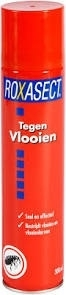 Roxasect Spuitbus Tegen Vlooien 300 ml.