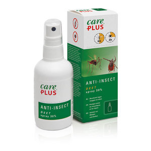 Care Plus Anti-Insect DEET 30 % Spray  100 ml.