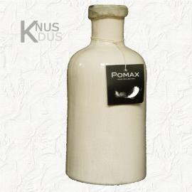 Landelijke keramieken fles van Pomax - 13x28,5