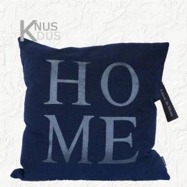 Kussen Linen & More - Londen Home 45x45 Blue