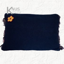 Kussen Imbarro Jo - Dark Blue