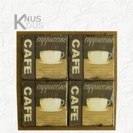 Set onderzetters 'Caffee'