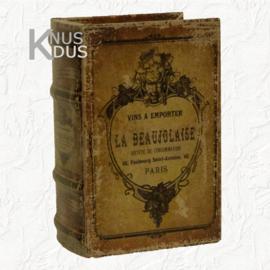 Decoratieboek Vins - small